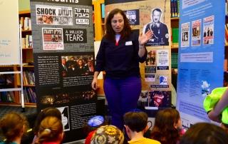 JPDS-NC_Yitzhak_Rabin_Curriculum_woman_presenting