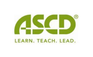 The logo of ASCD: Learn. Teach. Lead.